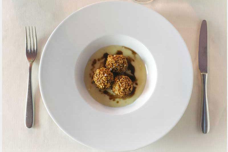 Roche-di-foie-gras